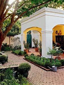 Brick, Driveway, Image, Brick, Design, In, Courtyards