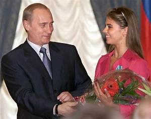 Vladimir Putin Marriage with Alina Kabaeva Photos ...