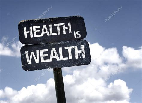 Health Is Wealth Sign — Stock Photo © Gustavofrazao #54687761. Flag Order. Autoimmune Disease Signs. Anarchy Stickers. Anxiety Overthinking Signs Of Stroke. Fairy Tale Murals. Duramax Chevy Decals. Uwsa Aly Signs. Work In Progress Signs Of Stroke