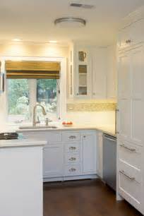 kitchen cabinet ideas small spaces 10 big space saving ideas for small kitchens