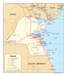 Kuwait Maps - Perry-Castañeda Map Collection - UT Library ...