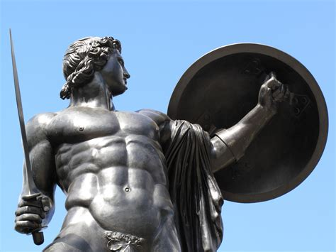 Greek Mythological Story Of How Achilles Became A Warrior