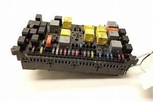2003 Mercedes Ml350 W163 Engine Fuse Box 1635450205