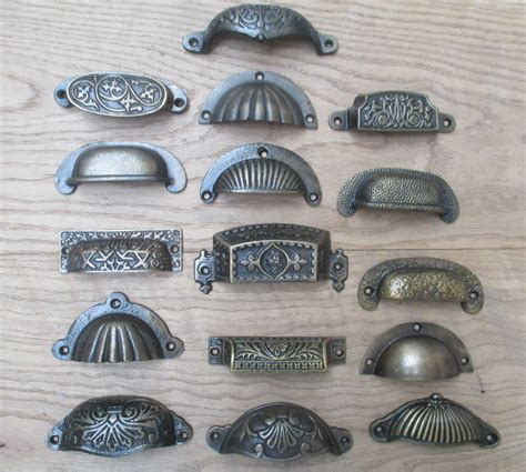 kitchen cabinet shells cast iron shell cup pull kitchen cabinet cupboard drawer 2753