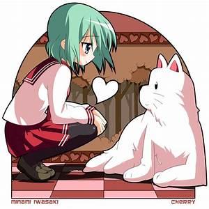 Iwasaki Minami - Lucky☆Star - Zerochan Anime Image Board