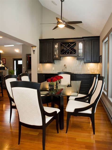 dining room ideas 24 black and white dining room designs dining room