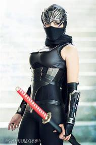 Female Ninja Gaiden Cosplay