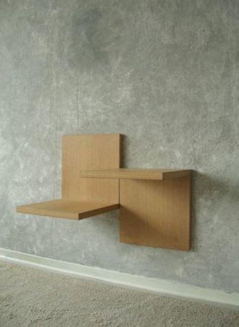 space saving wall mounted furniture  decor ideas