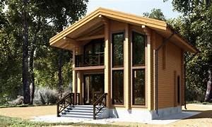 Maison Modulaire Bois : constructeur maison en bois archiline ~ Melissatoandfro.com Idées de Décoration