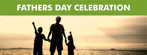 Father's day is celebrated in honor of fathers, it is an integral part of life. Father's Day Celebration - MWCD