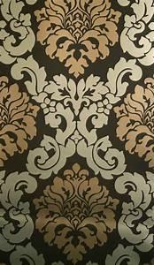 Tapete Barock Schwarz : damast tapeten barock ornamente radnor folia von osborne and little online kaufen ~ Eleganceandgraceweddings.com Haus und Dekorationen