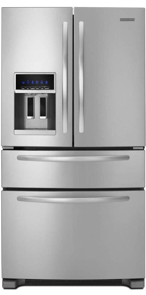 kitchenaid refrigerator drawers kitchenaid kfxs25ry ms