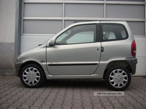 2001 microcar virgo 3 f8 45km h moped car 39t km car and specs