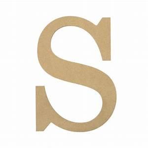 "10"" Decorative Wood Letter: S [AB2043] - MardiGrasOutlet com"