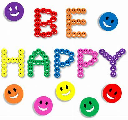Negative Thought Happy Patterns Face Change Smiley
