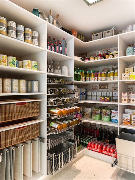 modern kitchen pantry ideas    interior god