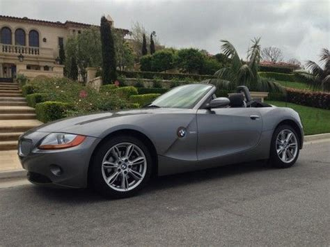 Purchase Used 2003 Bmw Z4 3.0i Roadster *** Only 24,830