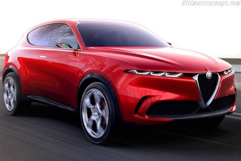 alfa romeo tonale concept images specifications
