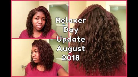 Coloring Relaxed Hair by My Relaxer After Coloring My Relaxed Hair