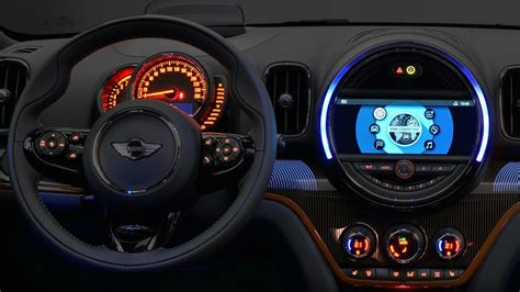 interieur mini 2017 mini cooper s countryman all4 interior youtube