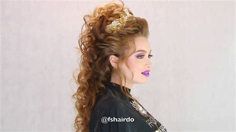 collection queen hairstyles  farrukh shamuratov