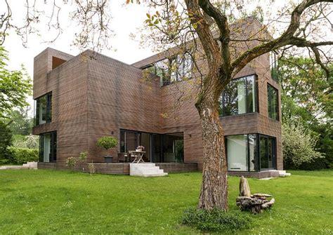 Aboshop Schoener Wohnen De by 3 Preis Moderne Villa Mit L 228 Rchenholzfassade Sch 214 Ner