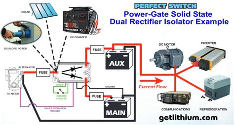 Marine Switch Panel Wiring Diagram Free Picture by Switch Power Gate Solid State Mosfet Battery