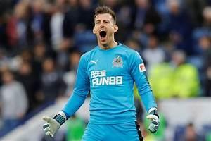 Newcastle hopes safe in hands of Dubravka