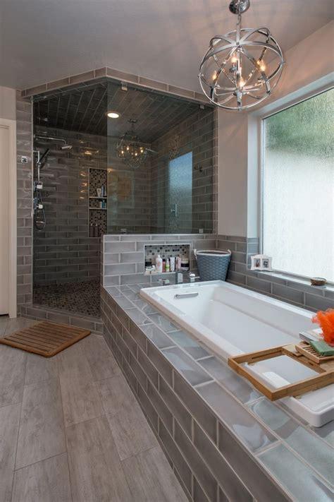 bathtub tile ideas  pinterest master shower