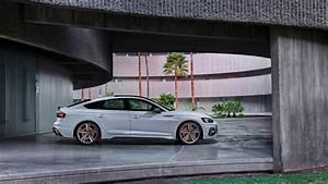 Audi Rs5 Gets A 2020 Facelift