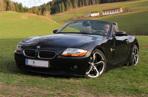 Bmw Z4 2.5i Pictures & Photos, Information Of Modification