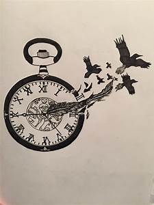 Antique Pocket Watch Drawing | www.pixshark.com - Images ...