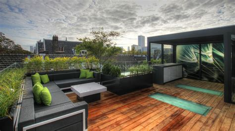 rooftop terrace rotterdam
