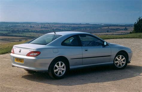Peugeot 406 Coupe by Peugeot 406 Coup 233 Review 1997 2003 Parkers