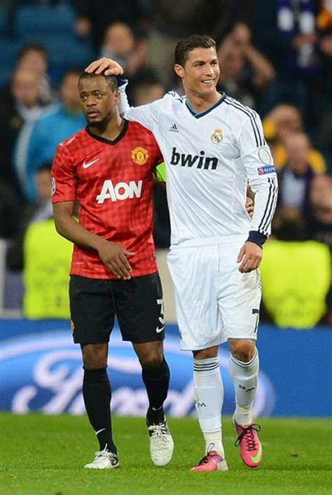 Real Madrid 1-1 Manchester United. Ronaldo scores and ...
