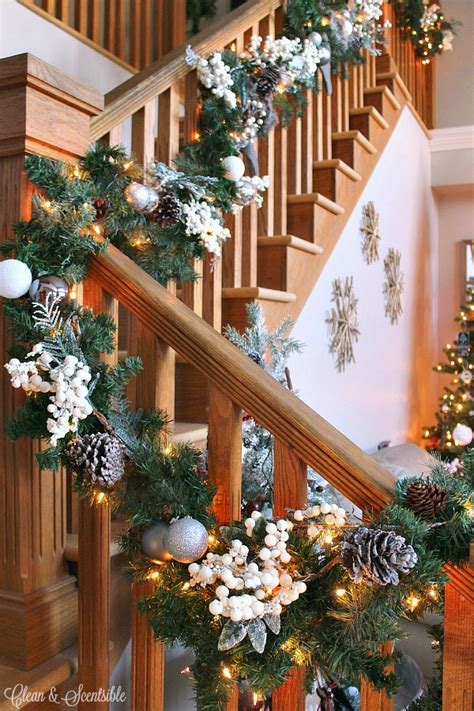 blogger christmas house  decorating ideas