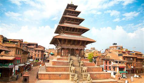 vallee de kathmandu nepal