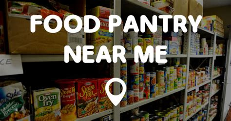 food pantry   points