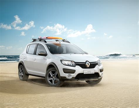 renault sandero stepway renault sandero stepway rip curl on pantone canvas gallery