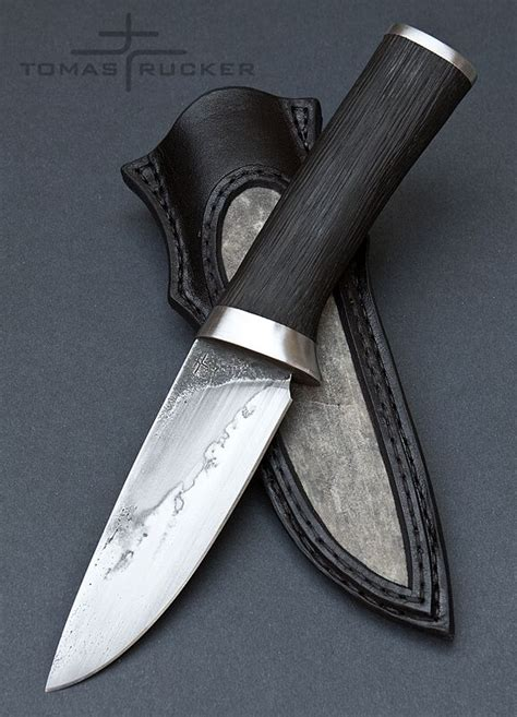 custom handmade knives tomas rucker knives pinterest knives