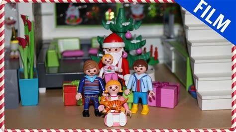 Playmobil Film Deutsch Heiligabend  Weihnachten Youtube