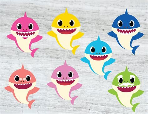 baby shark clipart   cliparts  images