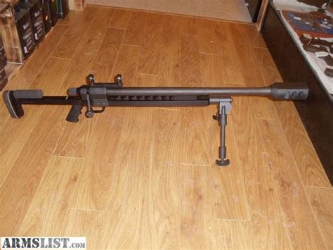 State Arms 50 Bmg by Armslist For Sale State Arms 50 Bmg Tactical Model