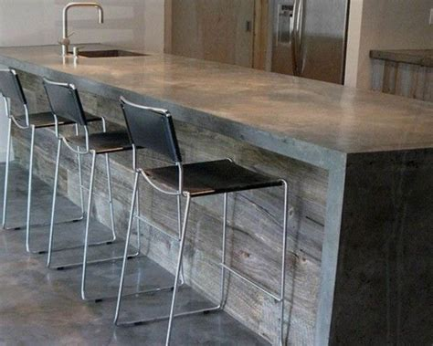 bar counter materials 25 best ideas about reclaimed wood countertop on pinterest wood kitchen countertops wood