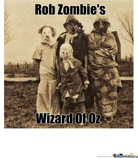 Rob Zombie Memes - rob zombie s halloween by epat1968 meme center