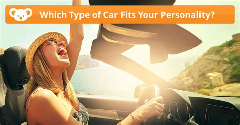 Which Type Of Car Fits Your Personality?