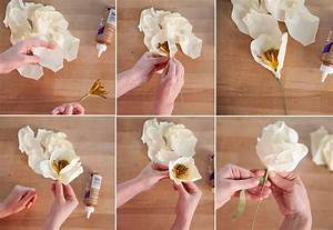 How to make paper flowers - At home