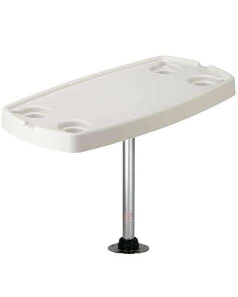 Boat Accessories Table by Rectangular Table Pontoon Gear Pontoon Accessories