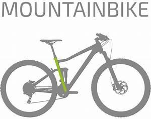 Rahmenhöhe Mountainbike Berechnen : rocker vole 2 0 26 zoll mountainbike schwarz mtb fully ~ Themetempest.com Abrechnung