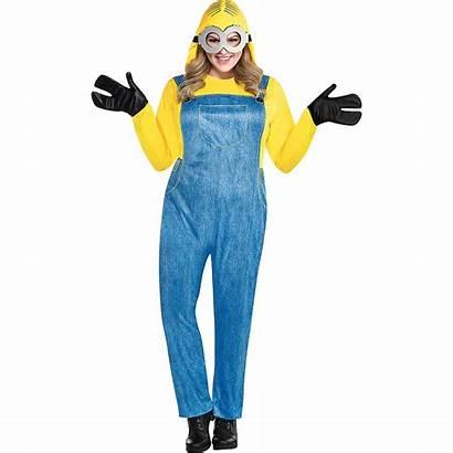 Minion Costume Minions Halloween Womens Adult Goggles